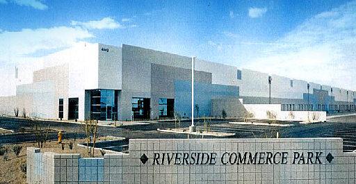 Riverside Industrial Building