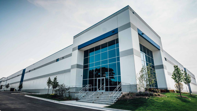 Last Mile 55 Logistics Center